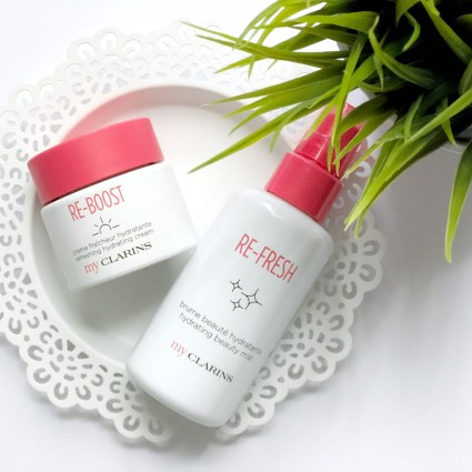 MyClarins Skincare Review