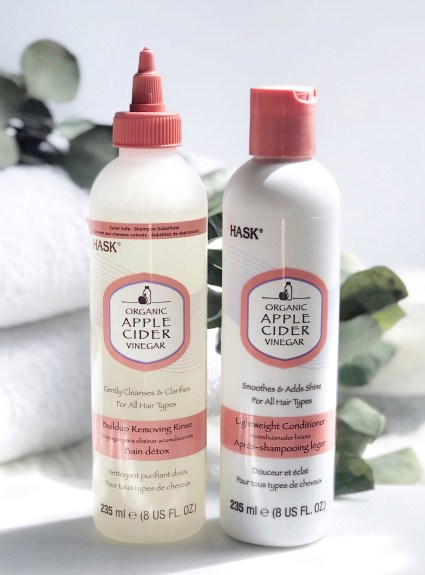 Hask Apple Cider Vinegar Collection Review