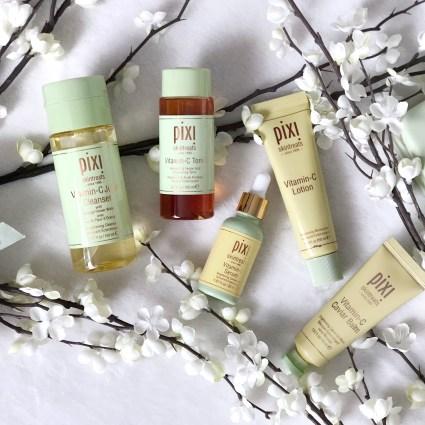 Pixi Beauty Skintreats Vitamin-C PR Package Review