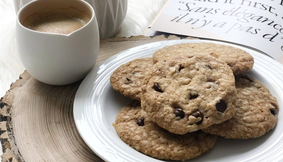 DoubleTree by Hilton Chocolate Chip Cookie Recipe