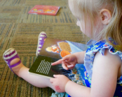 Learning to Read Early Emergent Reader