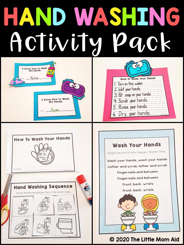 hand-washing-activity-pack