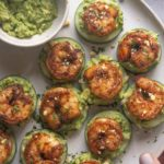 Shrimp Cucumber Bites (Keto + Low Carb!)
