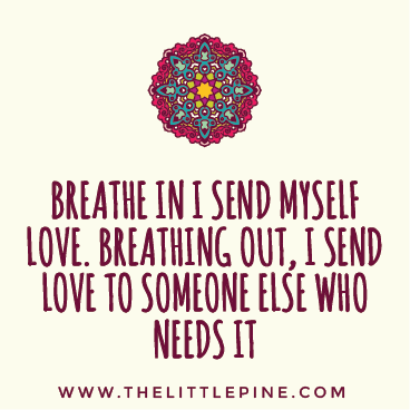 Mantra Examples- Send Love To Someone Who Needs it