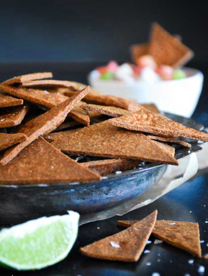Low Carb Tortilla Chips – Dippable, Crunchy, Deliciousness