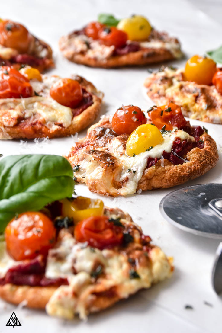 cloud bread pizza, no carb snack
