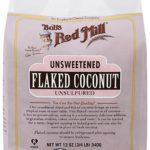 unsweetened coconut