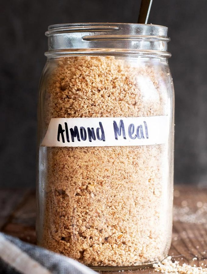(Easy!) How To Make Almond Meal