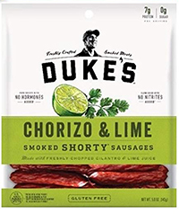 low carb beef jerky, dukes lime