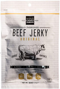 low carb beef jerky, people's choice beef jerky