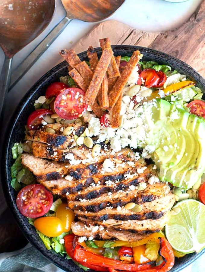 Low Carb Taco Salad