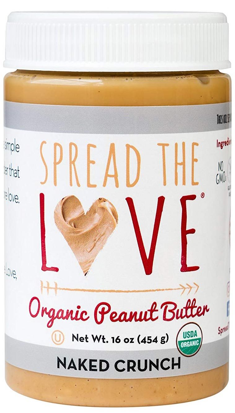 low carb peanut butter, spread the love