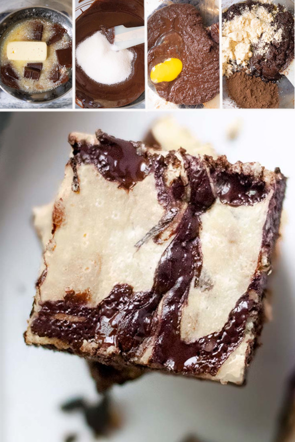 What're your favorite kind of brownies? . Ya'll voted in my story, and cream cheese brownies where the most highly requested (by a LOT)! I have to be honest, I was a bit disappointing you guys didn't pick peanut butter brownies... until I worked up and tried this recipe. Now I am SO SO SO thankful to you guys, because I never want to eat low carb brownies another way! #lowcarbbrownies #ketobrownies