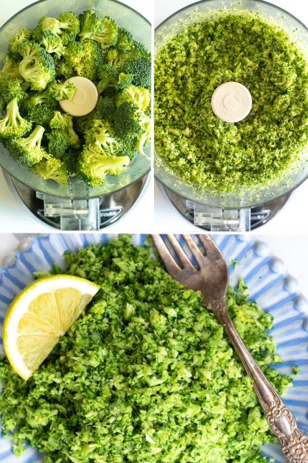 #broccolirice #lowcarbbroccolirice