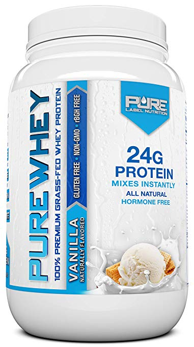 low carb protein powder, pure whey
