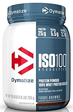 low carb protein powder, ISO 100