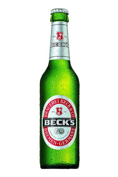 low carb beer, becks