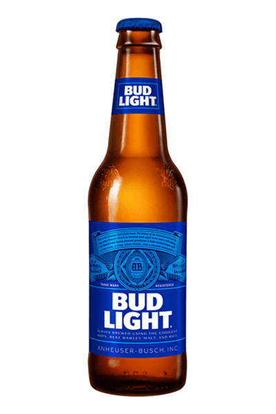 low carb beer, bud light
