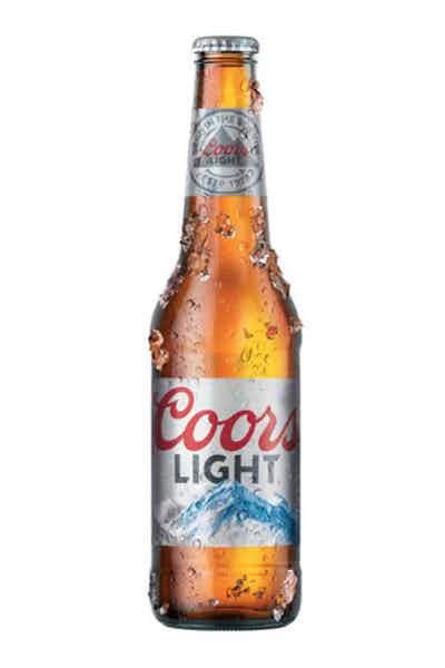 low carb beer, coors light