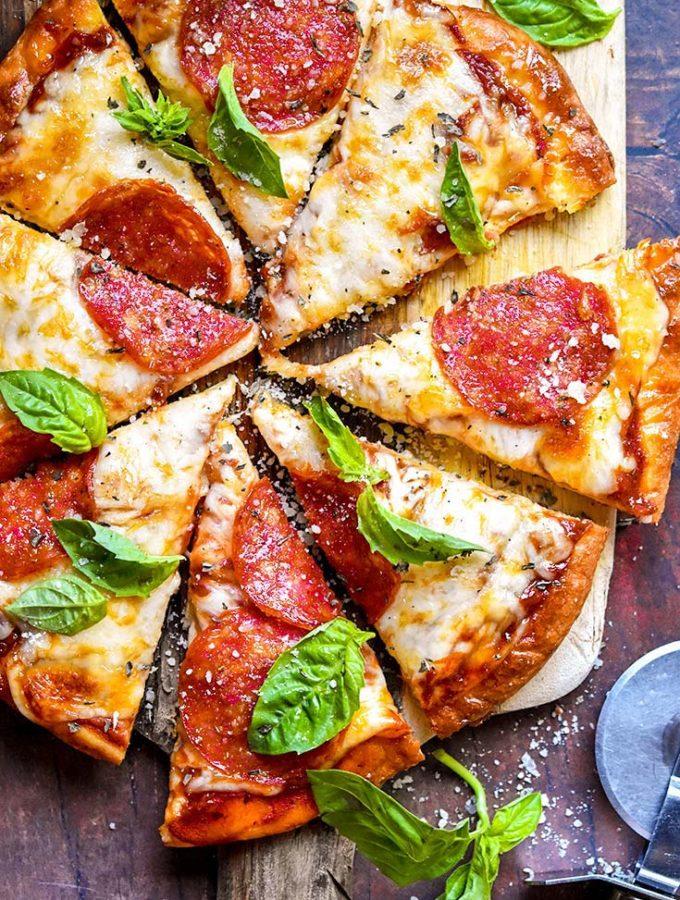 Fathead Pizza (3g Carbs Per Slice!!)