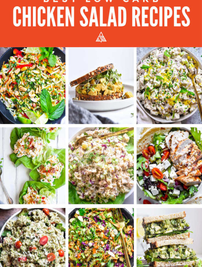 11 Best Low Carb Chicken Salad Recipes (Keto!)