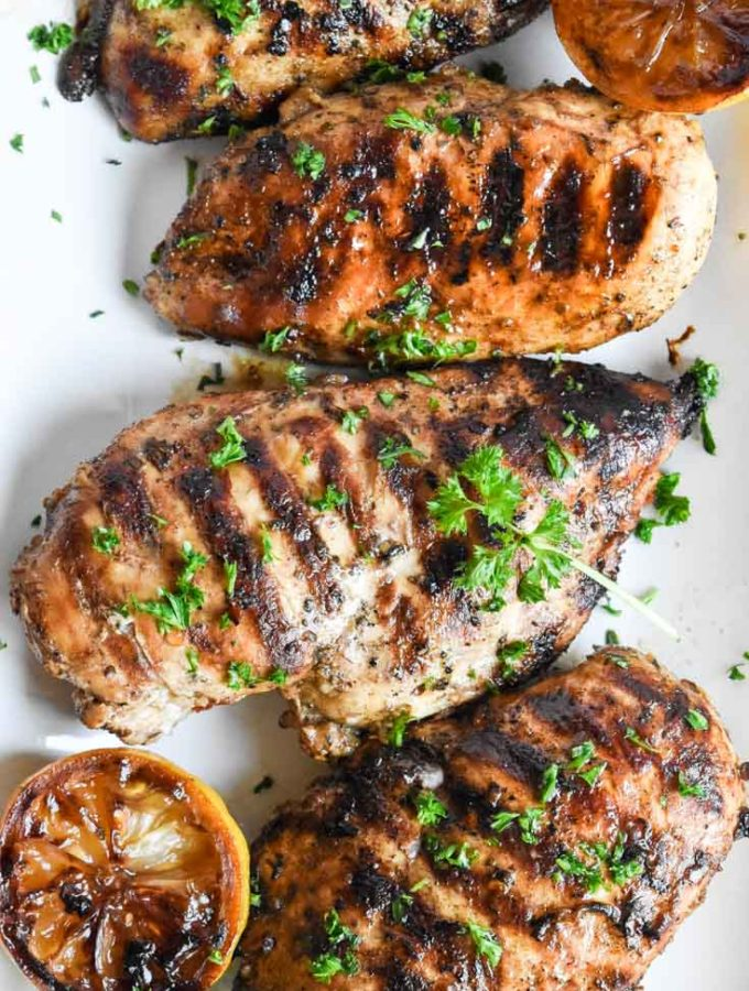 Mediterranean Chicken Marinade