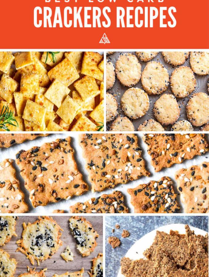6 Best Low Carb Crackers (Extra Crisp!)
