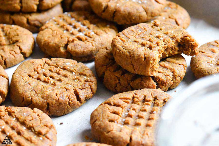 One of the best low carb cookies is low carb peanut butter cookies
