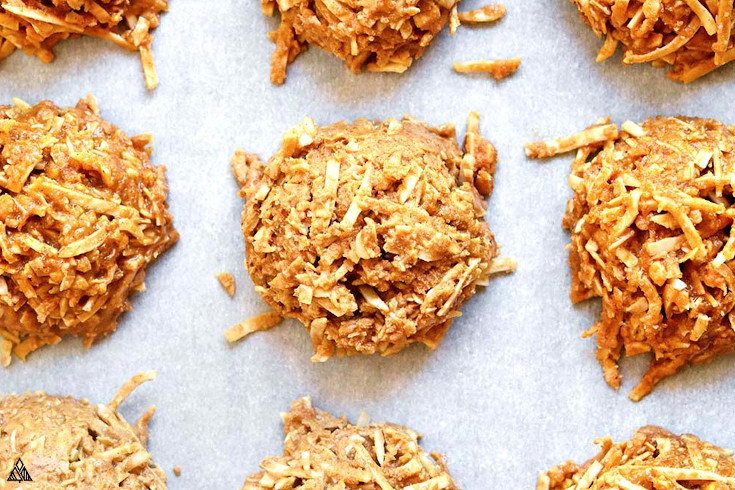 One of the best low carb cookies is healthy no bake cookies