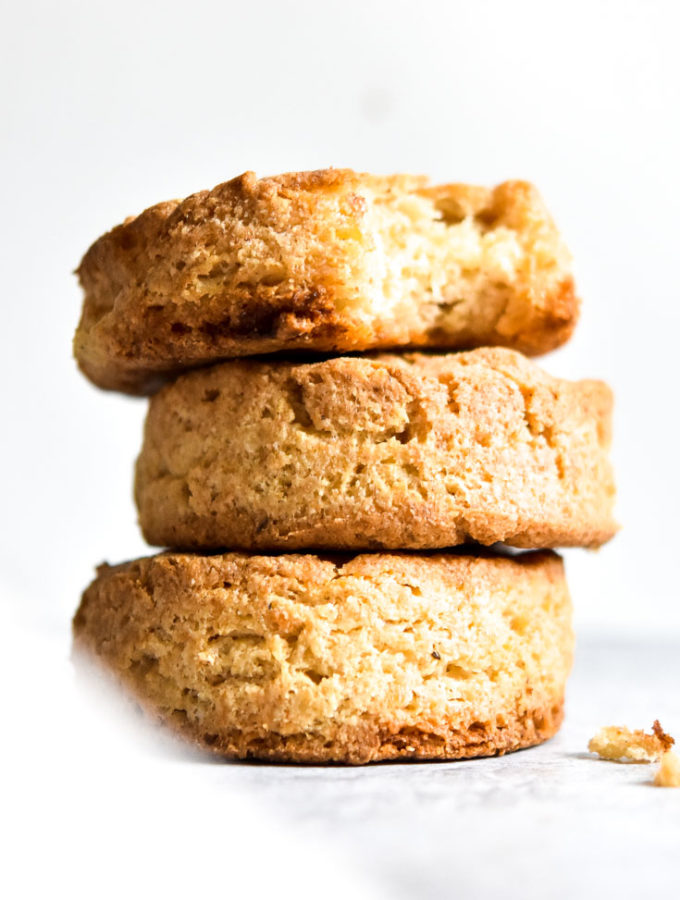 Almond Flour Biscuits (Low Carb!!)