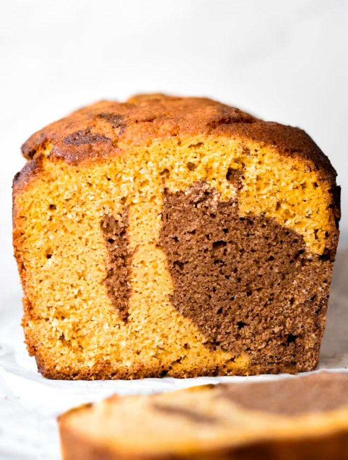 Healthy Pumpkin Bread (Gluten Free!)