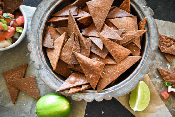 One of the best low carb snacks on the go is low carb tortilla chips