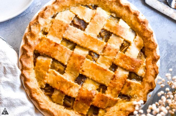 One of the best low carb thanksgiving recipe is low carb apple pie