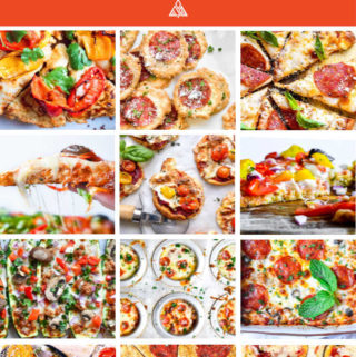 Low carb pizza comes in a variety of cheesy textures and flavors that will rock your low carb world and put pizza back on the menu. #lowcarbpizza #ketopizza