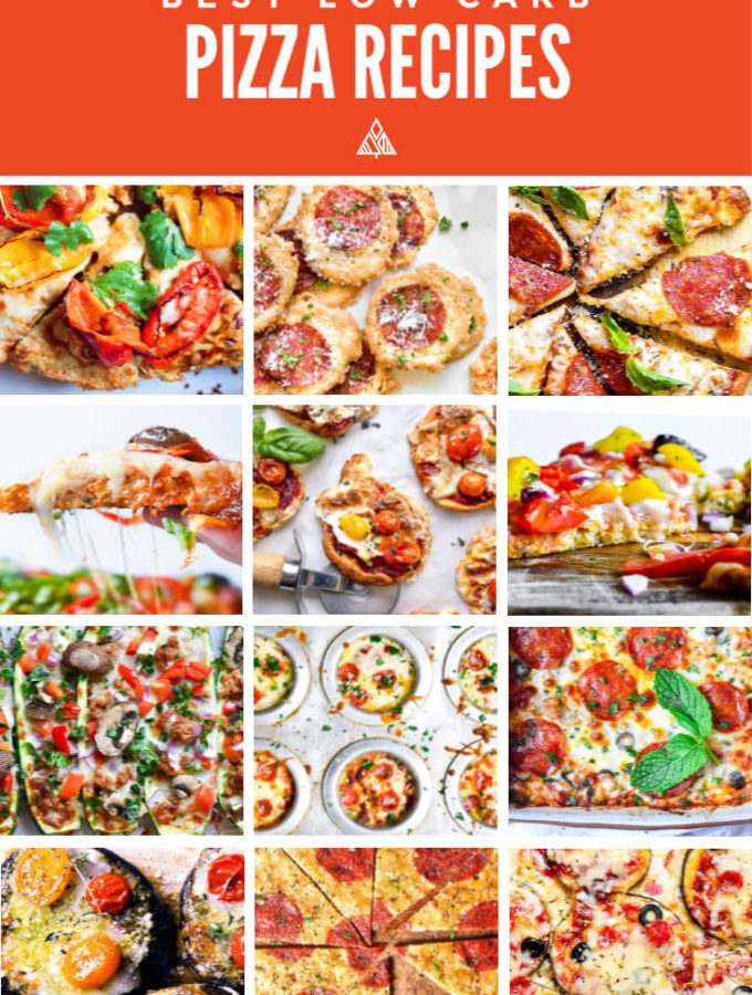 18 Best Low Carb Pizza Recipes (Keto!)