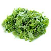 low carb vegetables, arugula