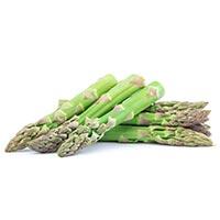 low carb vegetables, asparagus