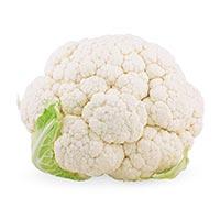 low carb vegetables, cauliflower