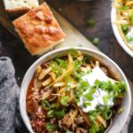 Low Carb Chili (Keto!)