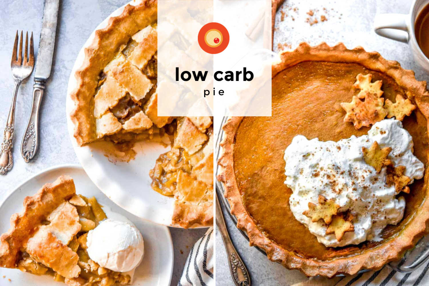 Low carb pie
