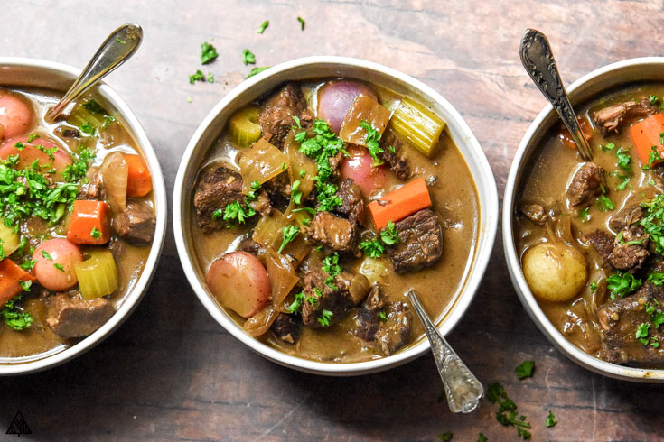 One of the best low carb soup recipes is low carb beef stew