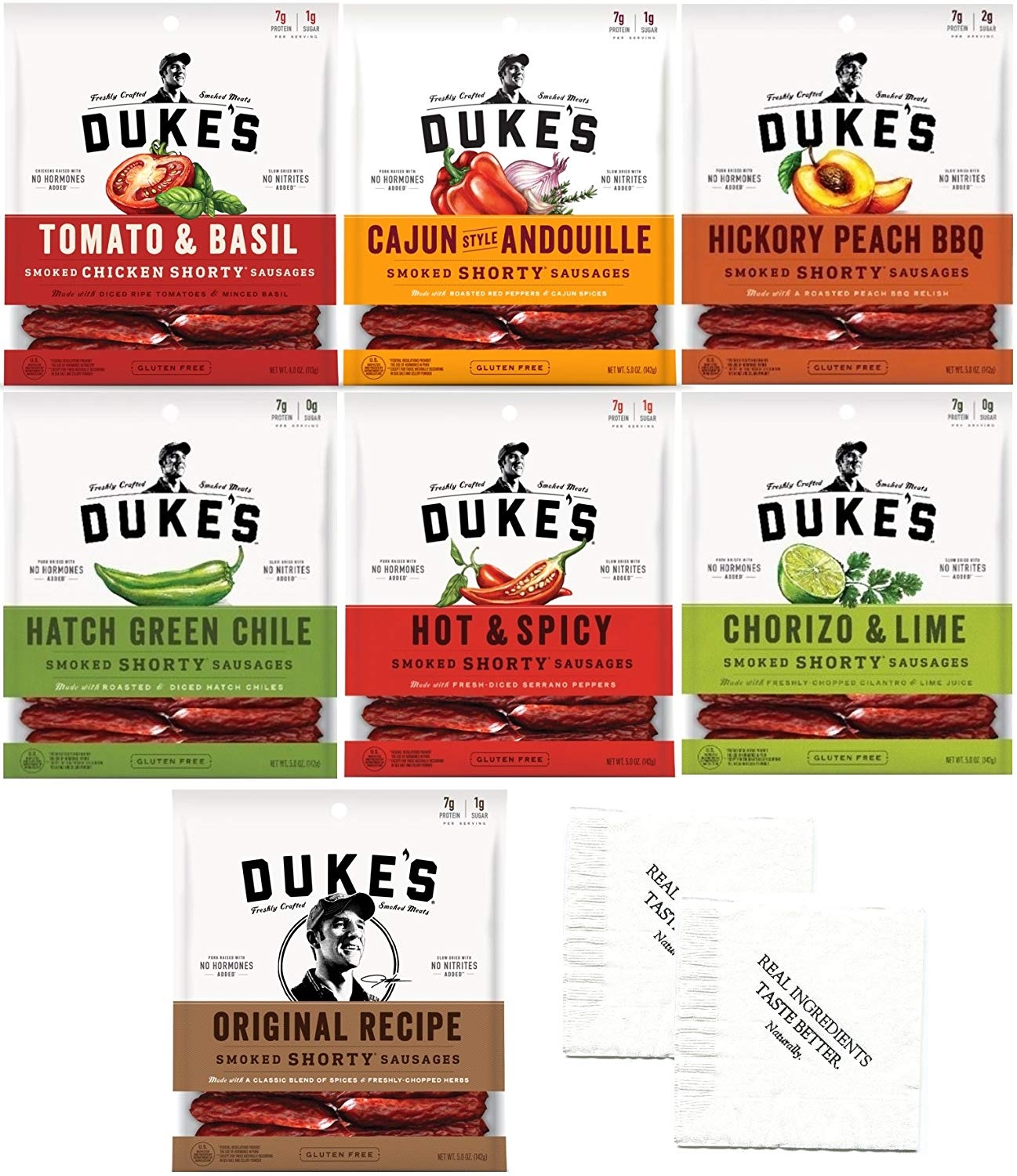 high protein low carb snacks, dukes