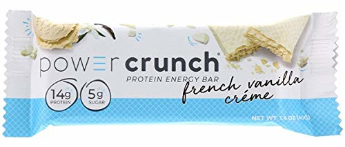 low carb snacks on the go, power crunch