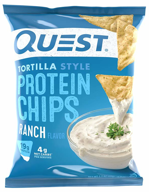 high protein low carb snacks, quest nutrition tortilla