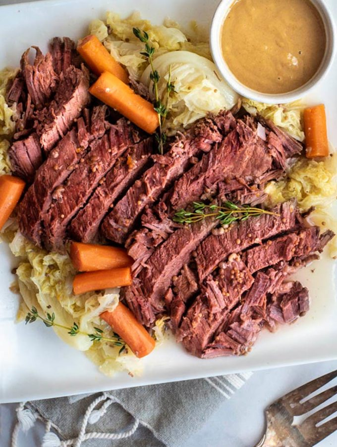 Instant Pot Corned Beef (Under 2 Hrs!!)