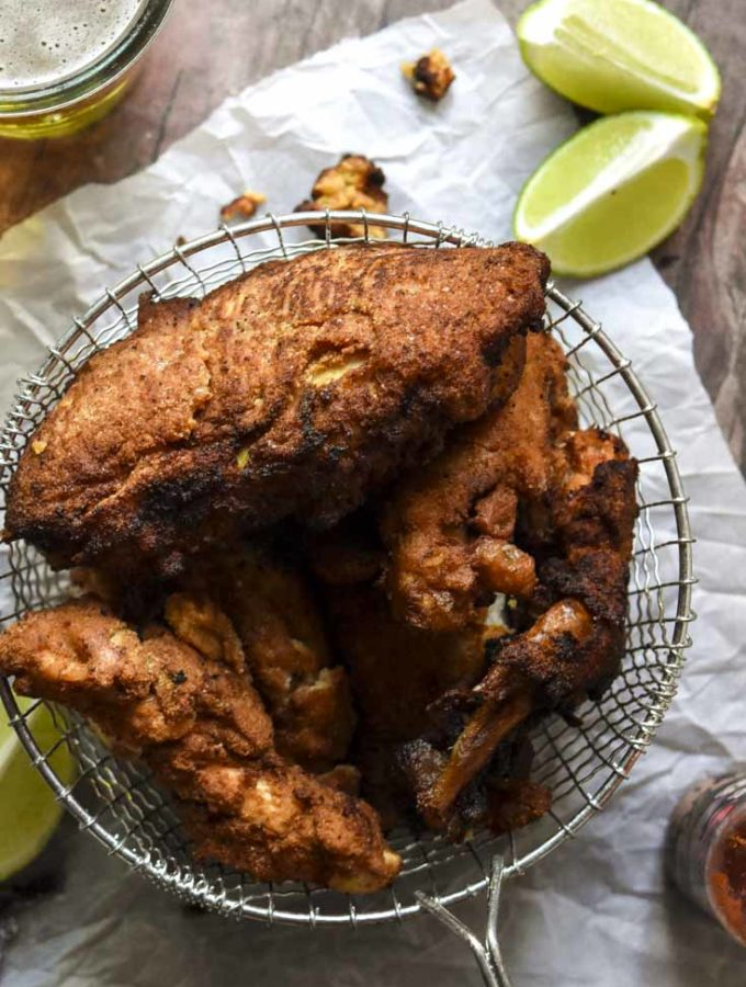 Low Carb Fried Chicken (0g Net Carbs!)