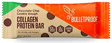 low carb snacks on amazon, chocolate chip bar