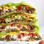 Low Carb Crunchwrap Supreme (Legit + Easy!)