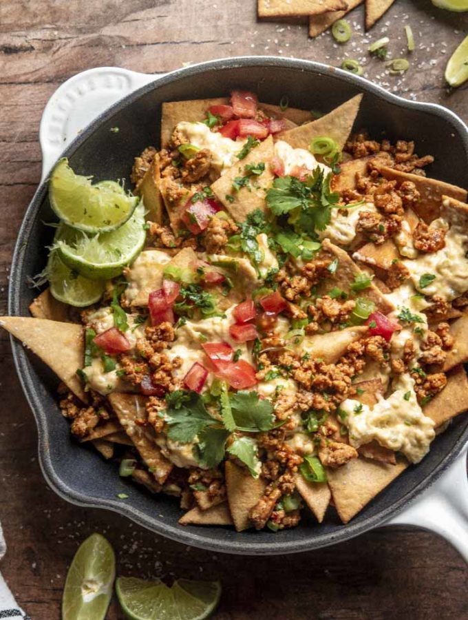 Low Carb Nachos