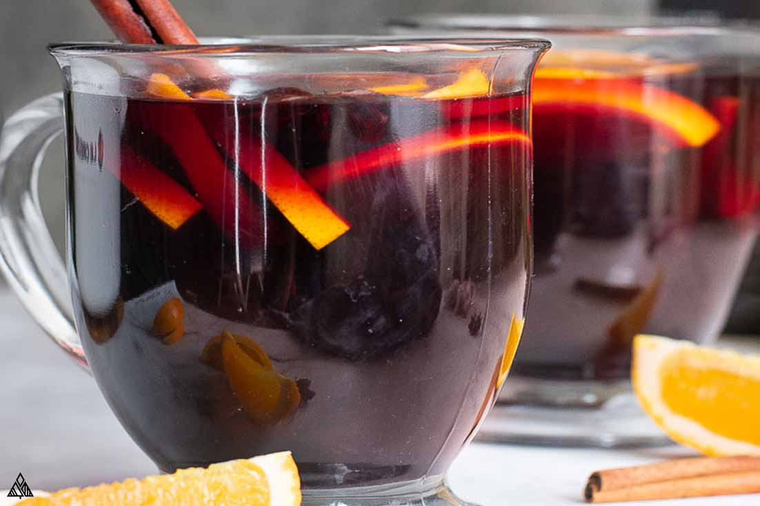 One of the best low carb cocktails recipe is low carb mulled wine